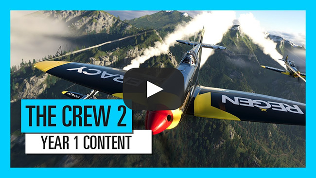 All Games Delta: The Crew 2 Post-Launch Content Plan Announced