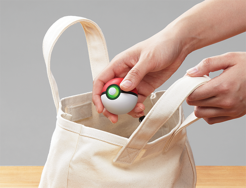 Poke Ball Plus Controller